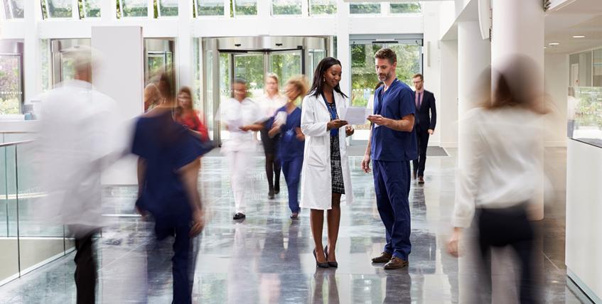 Entrée et Sortie d'hôpital : les formalités