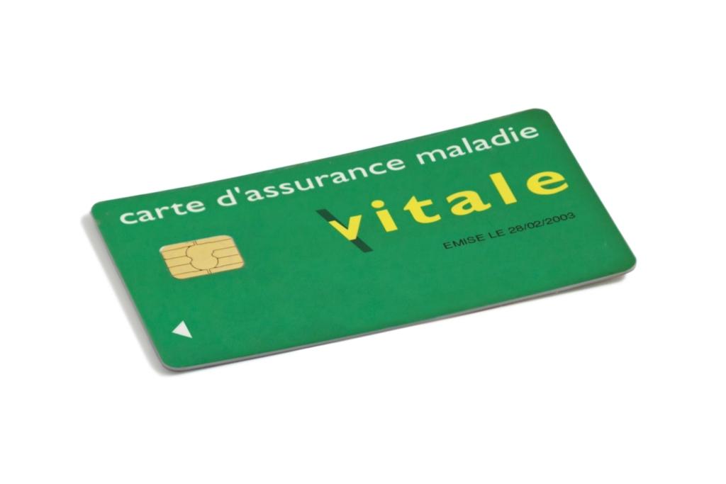 Carte vitale : démarches en cas de perte ou de vol