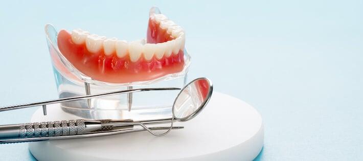 Remboursement prothèse dentaire amovible